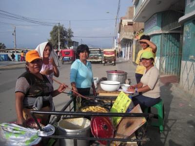 Food Stand, Chicama, Peru