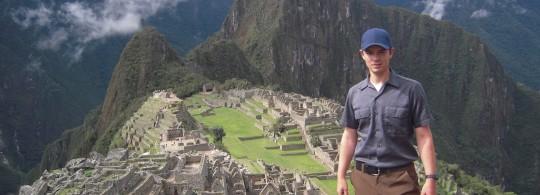 Machu Pichu, Peru and Marco